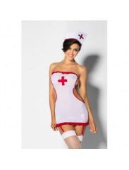 Комплект соблазнительной медсестры Angels Nener Sin PERSEA