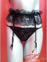 Пояс из нежного кружева Fashion 0811