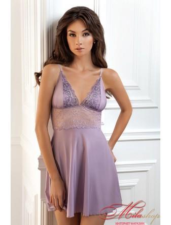 Нежная ночная сорочка с итальянской вышивкой Jasmine Lingerie BETTY 8101/21