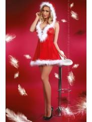 Красивое рождественское платье Livia Corsetti SNOWFLAKE