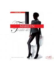 Матовые колготы Marilyn Tonic 40 den